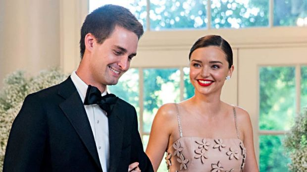 Snapchat's Evan Spiegel spends $5 million on New Years party: reports