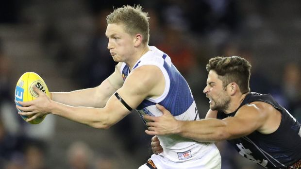 North almost let the game slip, but Skipper Jack Ziebell was among those who lifted.