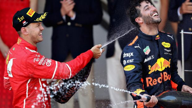 Wolff dismisses Ferrari 'orchestrated' Vettel win