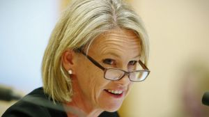 Nationals deputy leader Fiona Nash.