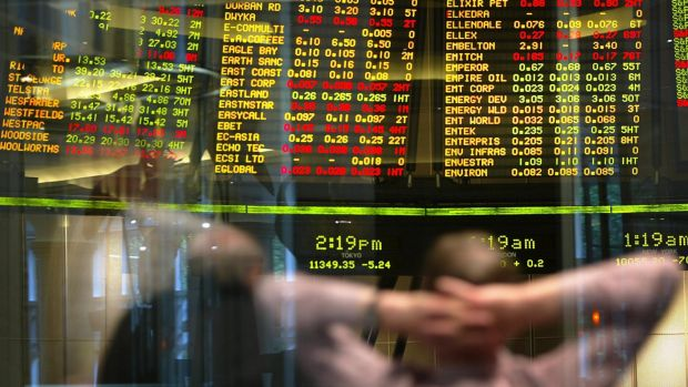 Many young Australians are playing the sharemarket to save for a deposit.