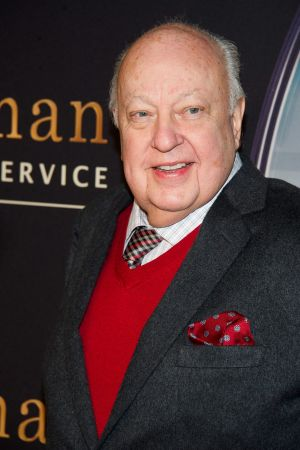 Payout: Fox News chief Roger Ailes in 2015 resigned after sexual harassment claims were laid.