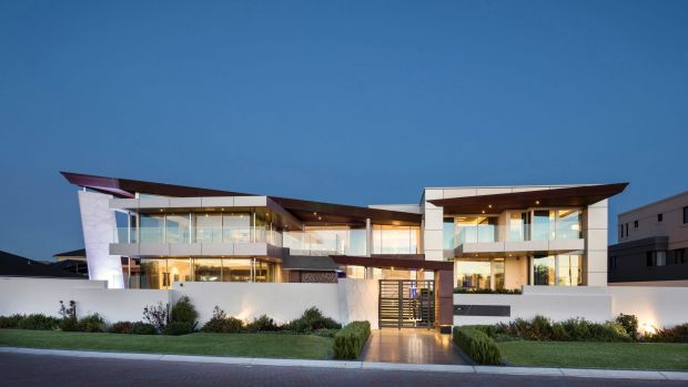 WA builder's Sorrento jaw-dropper wins national Home of Year