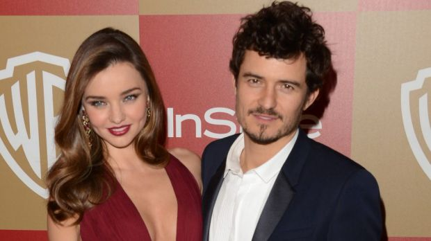 Miranda Kerr married Orlando Bloom in 2010; they split in 2013.