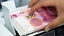 Figures released on Monday show that China's foreign exchange reserves posted a sixth straight monthly increase.