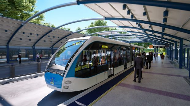 Brisbane City Council's Brisbane Metro is expected to cost $944 million.