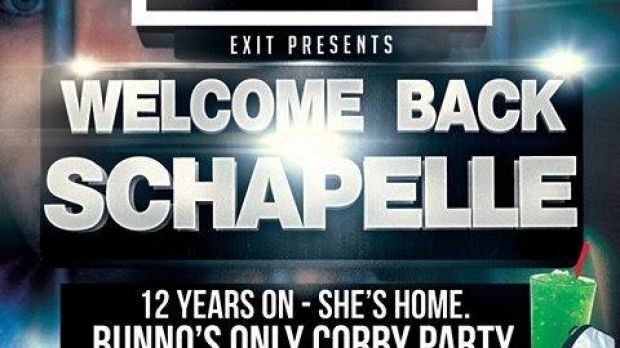 Schapelle Corby says 'hello' to the world
