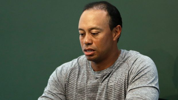 Tiger Woods says he's 'receiving professional help' to control medications