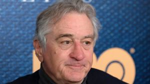 """Robert De Niro attends a screening of HBO's """"The Wizard of Lies"""" at the Museum of Modern Art on Thursday, May 11, 2017, ..."""