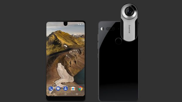 how to take a 360 degree photo on essential phone