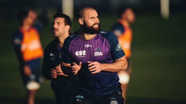 Scott Fardy is nearing the end of his Brumbies career.