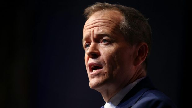 Opposition Leader Bill Shorten has promised to restore penalty rates.