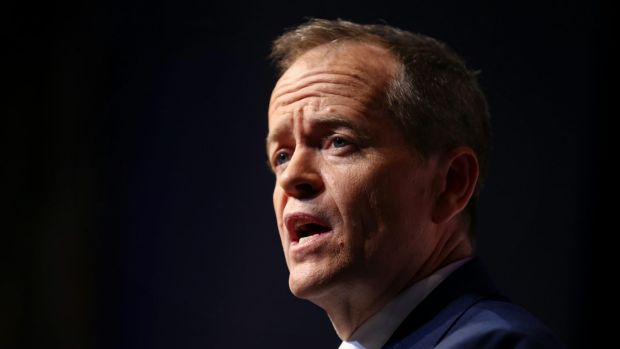 Opposition Leader Bill Shorten and Labor are trying to avoid letting the government be seen as doing something good.