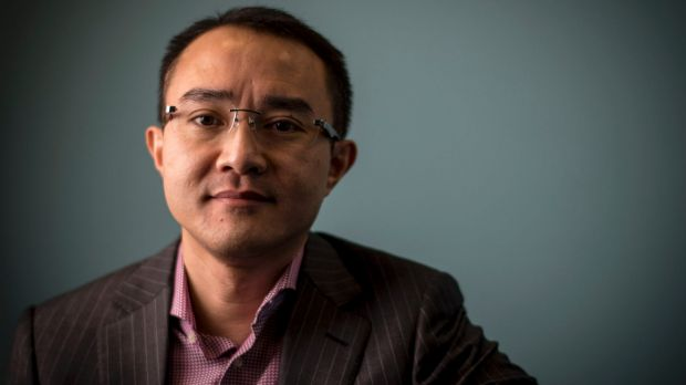 Dr Michael Wong was stabbed 14 times by a patient.