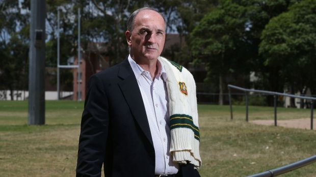 ACA president Greg Dyer went in to bat for Australia's players.