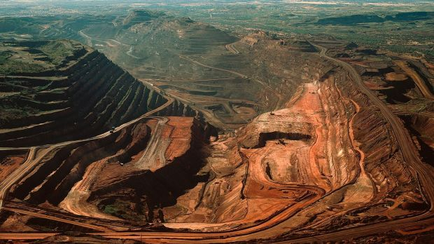 BHP Billiton hits full year iron ore guidance, sets higher target