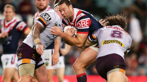 Big performance: NSW Origin captain Boyd Cordner.