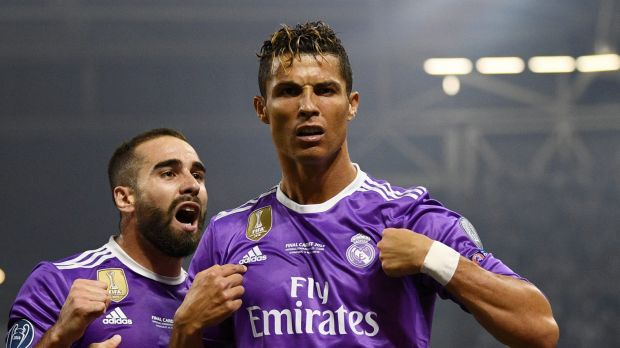 Wants out: Cristiano Ronaldo reportedly wants to leave Real Madrid after he has been accused of committing tax fraud.