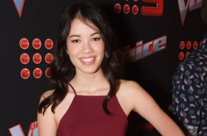 Lucy Sugerman will perform in the grand final of 'The Voice' next Sunday.