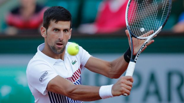 Djokovic and Nadal matches postponed because of rain