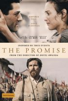 Poster for the film The Promise.