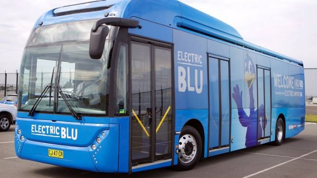 Two Electric Action Buses And One Hybrid Bus To Hit