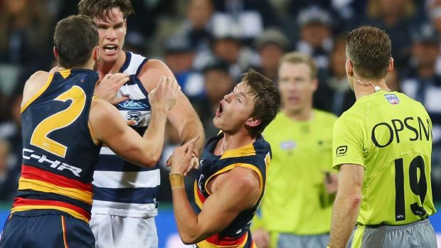 Hawkins hit with one-game ban