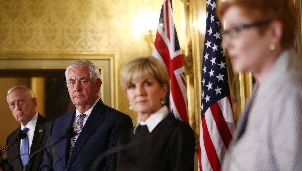DFAT processes less effective in the age of Donald Trump