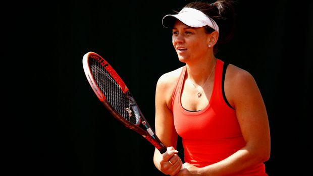 Casey Dellacqua has been at the centre of attention, after calling out Margaret Court.