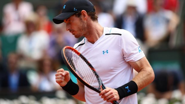 Andy Murray feels his performances are picking up the deeper he goes in the French Open.
