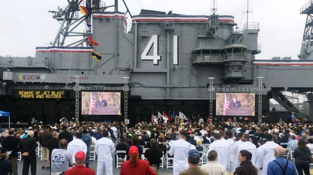 75th anniversary of Battle of Midway marked in San Diego