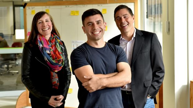 Westpac and NAB venture capital funds have invested in Basiq, a start-up that has created computer software to connect ...