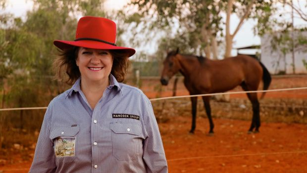 Gina Rinehart, worth $US14.9 billion, is the wealthiest Australian and the 85th richest person in the world, according ...