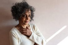Author Arundhati Roy is as unafraid of bearing witness to tenderness as atrocity which is part of The Ministry of Utmost ...