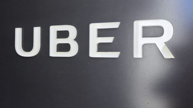 Another Uber driver has been charged with rape.