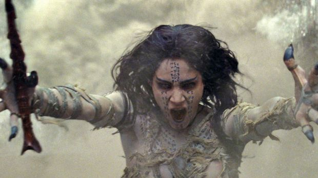 Hollywood heavyweights together in terror laden The Mummy reboot