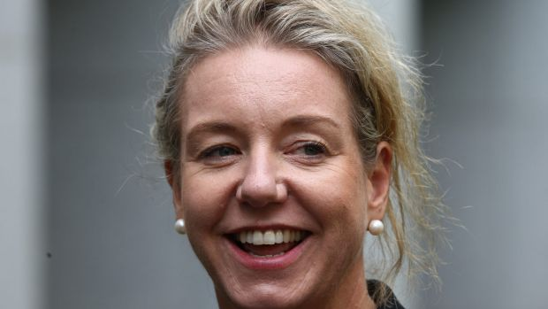 Nationals deputy leader Bridget McKenzie.