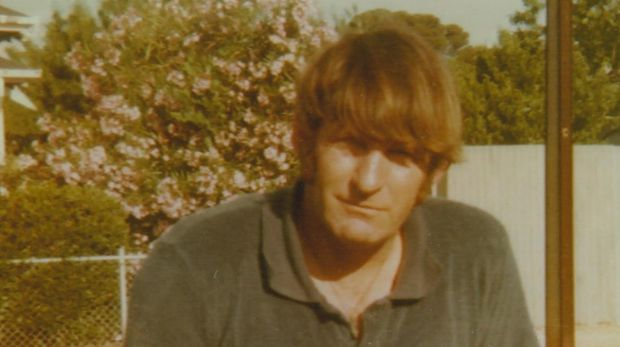 Allan 'Max' McIntyre in the 1970s.