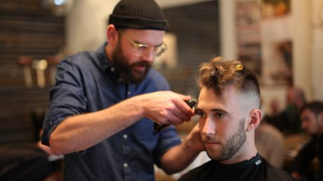 Josh Mihan is the owner of The Bearded Man. His business sees 2000 customers a year.