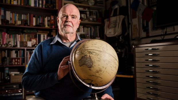 Geophysicist Phil McFadden is becoming an officer of the Order of Australia.