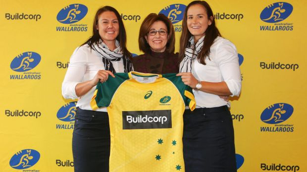 Buildcorp pulled their sponsorship of the National Rugby Championship because the ARU was too slow in setting up a ...