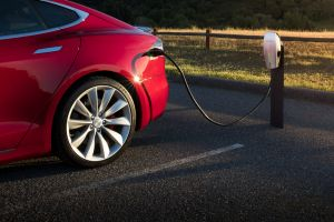The switch to electric vehicles could soon turn into a stampede as prices for electric and fossil cars reach parity.