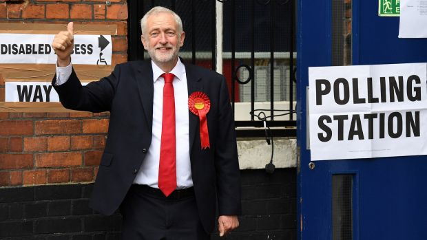 Labour Party leader Jeremy Corbyn surprised the establishment in Britain with his success at the election.