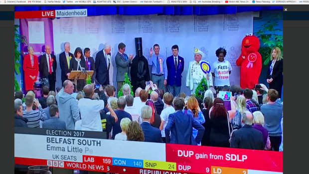 United Kingdom votes for hung Parliament, Theresa May's Conservatives single largest party
