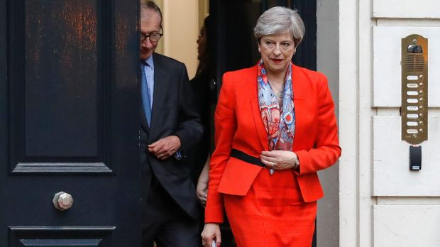 Tory leader Theresa May's early election backfired spectacularly.