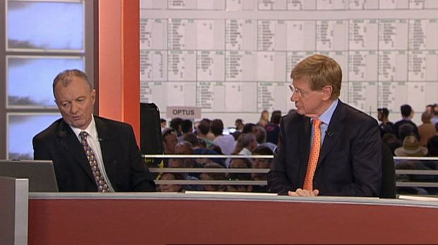 Antony Green and Kerry O'Brien cover the 2007 election.