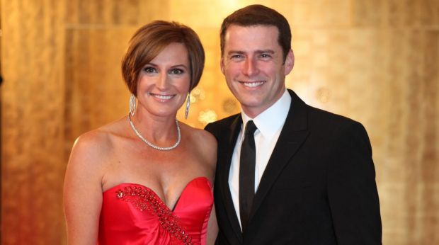Stefanovic split with wife of 21 years Cassandra Thorburn last July.