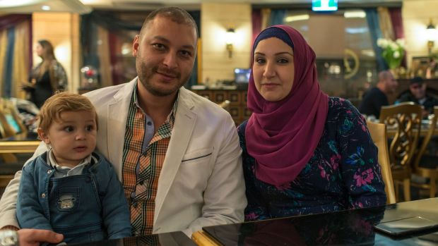 Salim runs Armani restaurant with his brother Mustafa. Salim came with his family to Australia from the Syrian city of ...