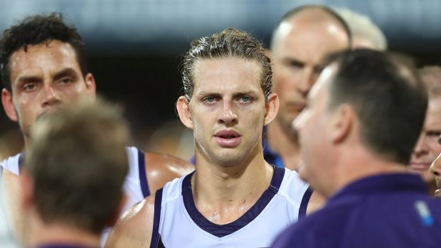 AFL: captain Nat Fyfe signs new contract with Fremantle