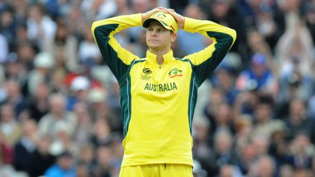 Steve Smith led Australia through a frustrating Champions Trophy campaign